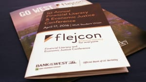 Financial Literacy and Economic Justice Conference