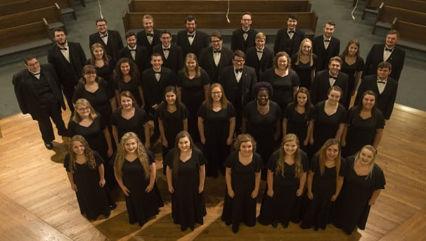 Send MSU Concert Choir to Spain! Image