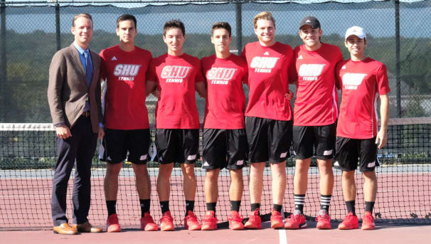 Support SHU Men's Tennis | Friends & Family Image