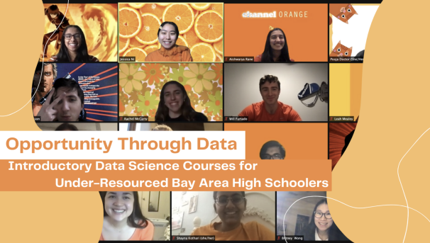 Introduction to Data Science for under-resourced High School Students