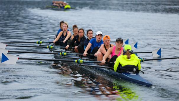 WWU Women's Rowing 2019-2020 Image
