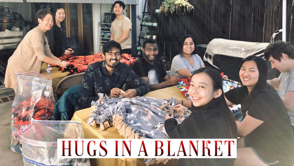 Image of the Hugs in a Blanket Club