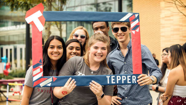 The Tepper School Annual Fund Image