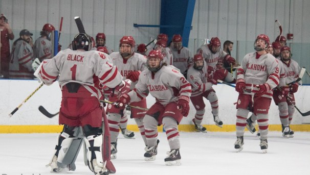 OU Hockey Team 2019 Image