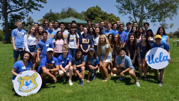 Bump Them to Success! OC Bruins Alumni Scholarships Campaign Image