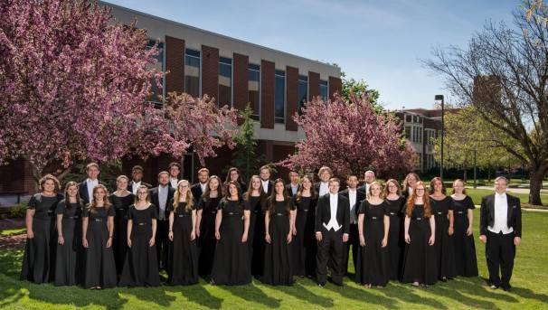 Send the Boise State Choirs to Europe! Image