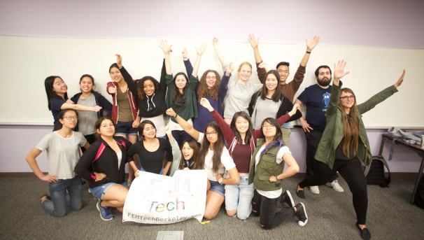 3,000 FOR BRIDGING THE GENDER GAP IN TECH Image