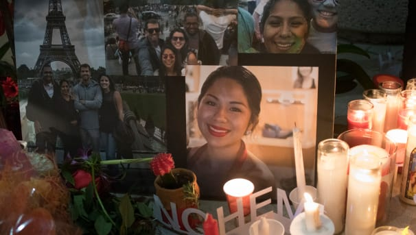Nohemi Gonzalez Fund to Support International Study Image