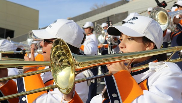 Marching Miners Trombone Fund Image