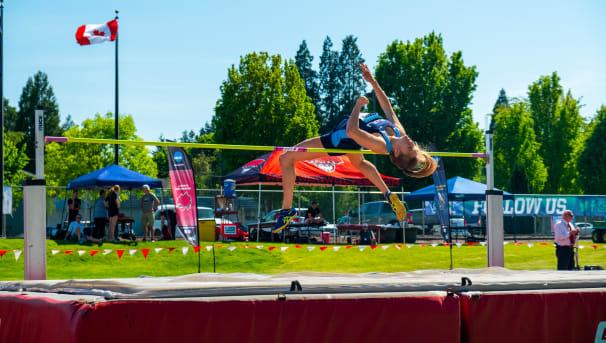 WWU Track and Field - High Jump 2019-20 Image