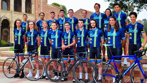 East Coast Adventure: UCLA Cycling's Journey to Georgia Image