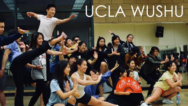 UCLA Wushu Team - Flight For Victory Image