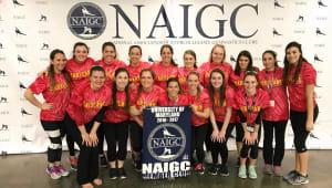 Maryland Club Gymnastics Team Fundraising