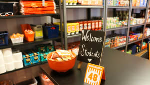 Support the Roadrunner Pantry and Whataburger Resource Room