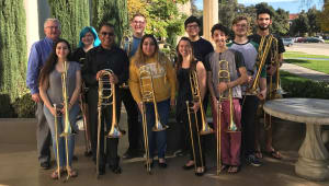 Send our trombone students to International Trombone Festival!