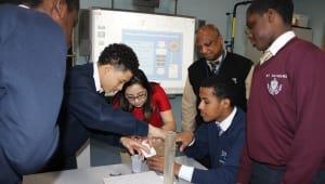 RPI Engineering Ambassadors go to the Bronx
