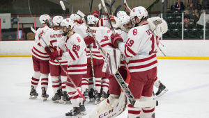 OU Hockey Team 2019