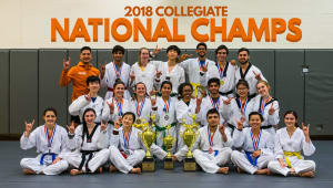 Hosting Taekwondo National Collegiates