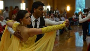 Help Send Texas Ballroom to National Competitions