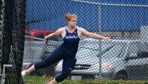 WWU Track and Field- Throwers 2019-20