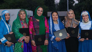 Helping Afghan Women Entrepreneurs Succeed - Project Artemis