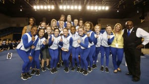 SJSU Gymnastics- Vaulting to Greatness