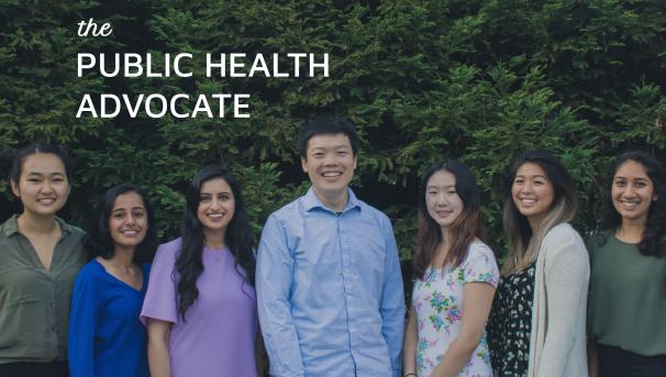 The Public Health Advocate Image
