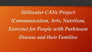Stillwater CANe Project
