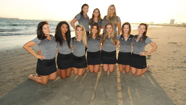 Beach Athletics Women's Golf Phone-a-Thon Image