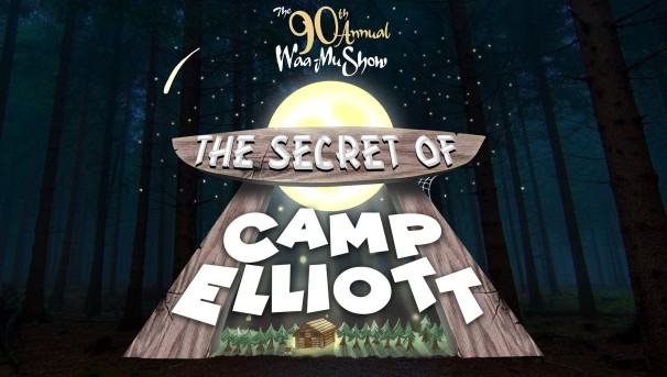 The Secret of Camp Elliott (The Waa-Mu Show) Image
