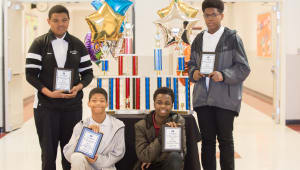 Help the Highland Oaks Middle Chess Team Get to Nationals!