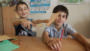 Granting Armenian Villages Access to Education