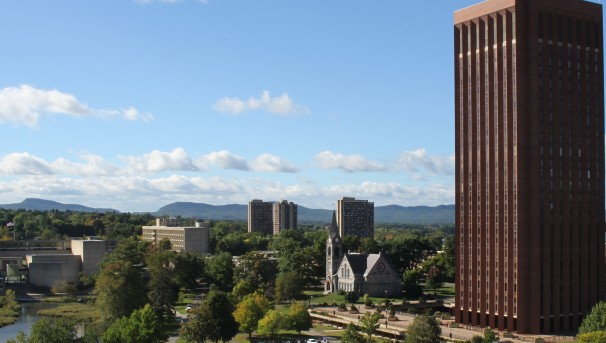 UMass Amherst Libraries Image