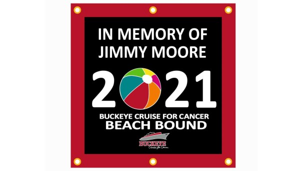 "24"" x 24"" Custom 2021 Buckeye Cruise Flag"