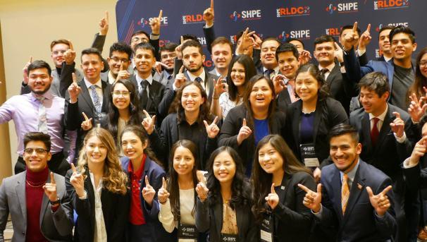 Society of Hispanic Professional Engineers 2021 Image