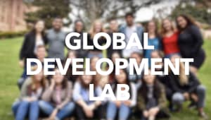 Grants for Student Global Development Initiatives