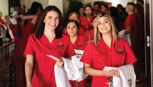 Sponsor a White Coat - Hunt School of Nursing Image