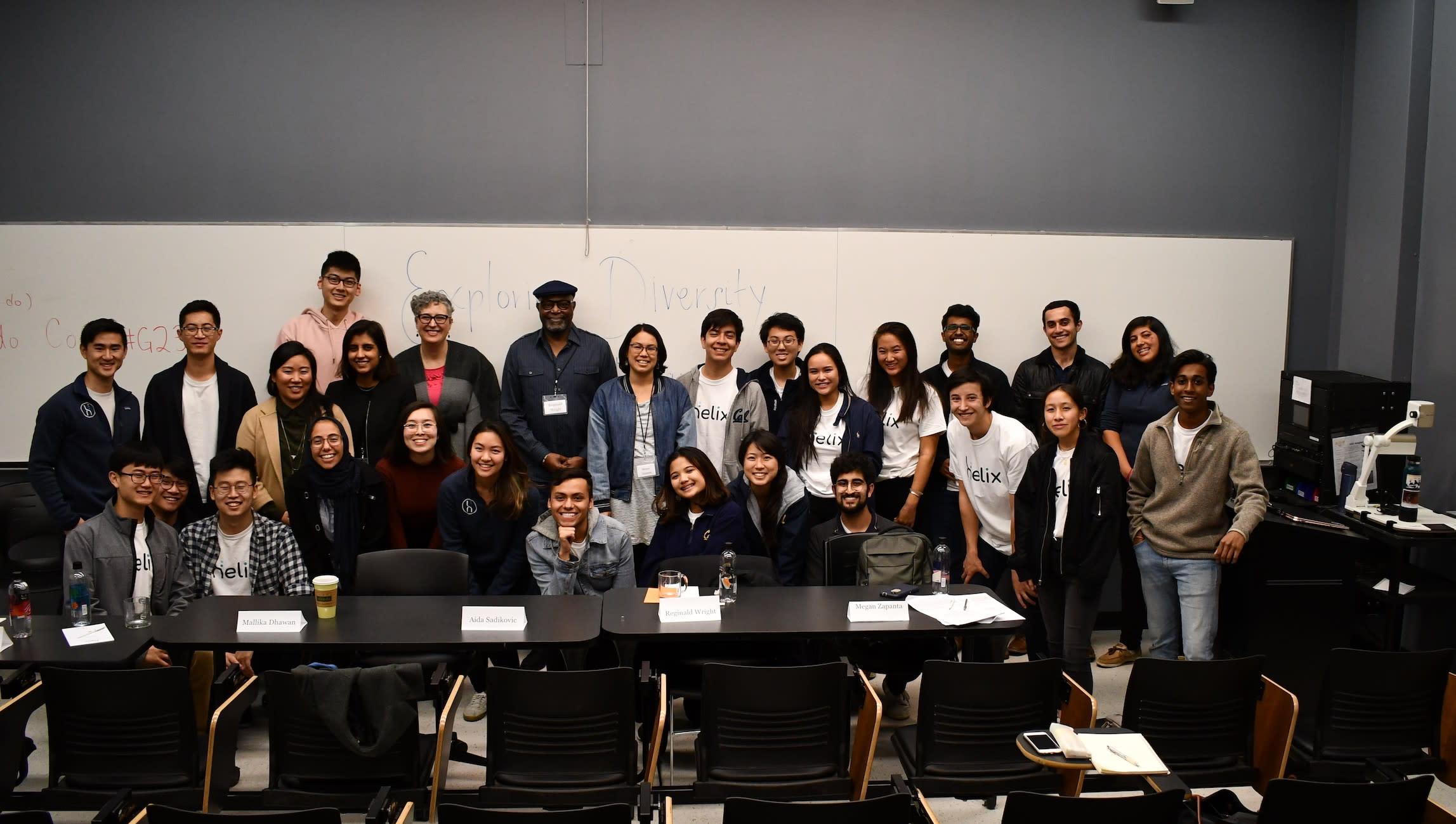 Diversity in Health Panel