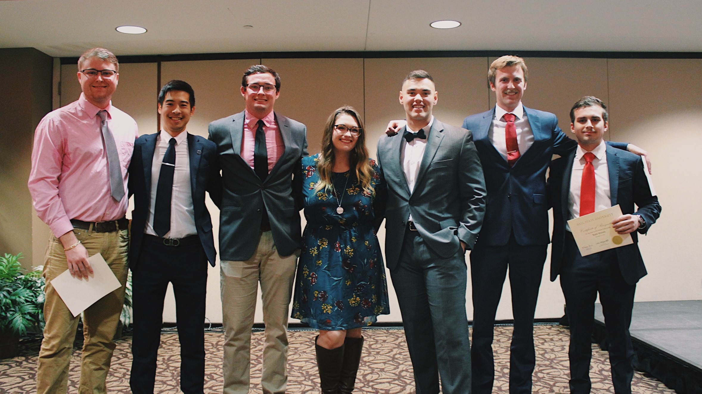 Former IFC Executive Officers
