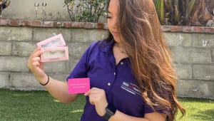 Deanna's Mattel Youth Ambassador Project