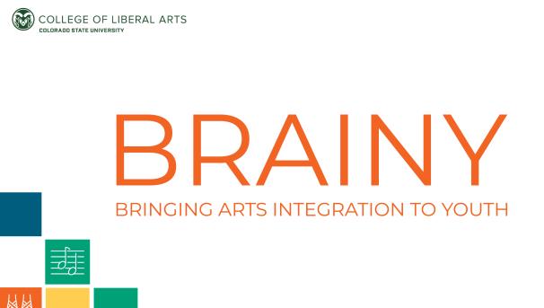 BRAINY: BRinging Arts INtegration to Youth Image