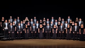 """Help CSULB's Chamber Choir compete to be """"CHOIR OF THE WORLD!"""""""