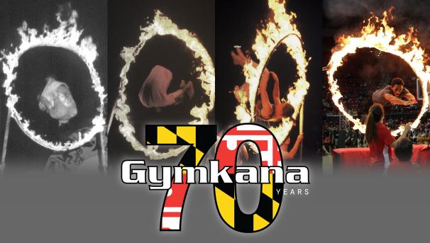 Back Flip Through Time: Help Preserve Gymkana History Image