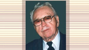 Dr. Roland P. Sharp President's Award