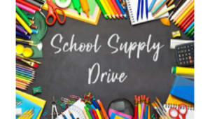 Give Thanks for our Teachers School Supply Drive