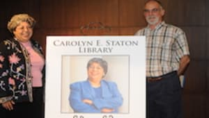 Carolyn Ellis Staton Undergraduate Travel Fund