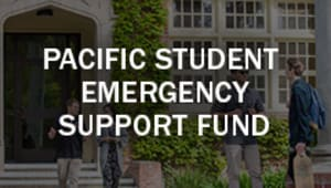 Pacific Student Emergency Fund
