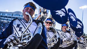 Wolf Pack Marching Band & Howlers Pep Band