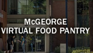 McGeorge Virtual Food Pantry