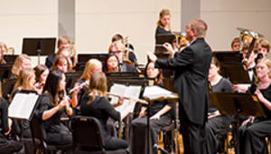 Concert Band: Spring International Tour